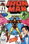 Iron Man #235 comic books for sale