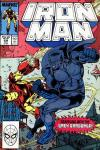Iron Man #236 comic books - cover scans photos Iron Man #236 comic books - covers, picture gallery