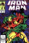 Iron Man #237 comic books - cover scans photos Iron Man #237 comic books - covers, picture gallery