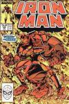 Iron Man #238 comic books - cover scans photos Iron Man #238 comic books - covers, picture gallery