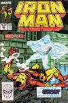 Iron Man #239 comic books - cover scans photos Iron Man #239 comic books - covers, picture gallery
