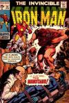 Iron Man #24 comic books for sale