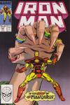 Iron Man #241 comic books - cover scans photos Iron Man #241 comic books - covers, picture gallery