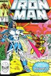 Iron Man #242 comic books - cover scans photos Iron Man #242 comic books - covers, picture gallery