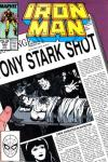 Iron Man #243 comic books for sale