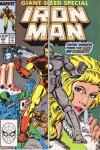 Iron Man #244 comic books for sale