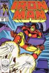 Iron Man #246 comic books - cover scans photos Iron Man #246 comic books - covers, picture gallery