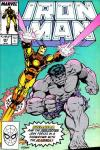 Iron Man #247 comic books for sale