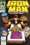 Iron Man #248 comic books - cover scans photos Iron Man #248 comic books - covers, picture gallery