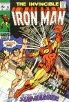 Iron Man #25 comic books for sale