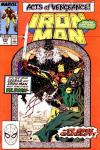 Iron Man #250 comic books - cover scans photos Iron Man #250 comic books - covers, picture gallery