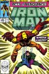 Iron Man #251 comic books - cover scans photos Iron Man #251 comic books - covers, picture gallery
