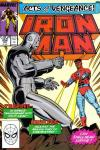 Iron Man #252 comic books - cover scans photos Iron Man #252 comic books - covers, picture gallery