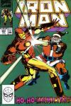 Iron Man #254 comic books - cover scans photos Iron Man #254 comic books - covers, picture gallery