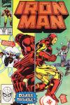 Iron Man #255 comic books - cover scans photos Iron Man #255 comic books - covers, picture gallery