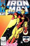 Iron Man #256 comic books for sale