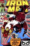 Iron Man #257 comic books - cover scans photos Iron Man #257 comic books - covers, picture gallery