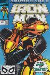 Iron Man #258 comic books - cover scans photos Iron Man #258 comic books - covers, picture gallery