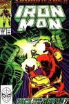 Iron Man #259 Comic Books - Covers, Scans, Photos  in Iron Man Comic Books - Covers, Scans, Gallery