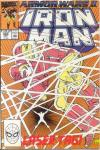 Iron Man #260 comic books - cover scans photos Iron Man #260 comic books - covers, picture gallery