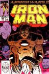 Iron Man #262 comic books - cover scans photos Iron Man #262 comic books - covers, picture gallery