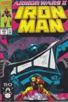 Iron Man #264 comic books - cover scans photos Iron Man #264 comic books - covers, picture gallery