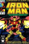 Iron Man #265 comic books - cover scans photos Iron Man #265 comic books - covers, picture gallery