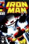 Iron Man #266 Comic Books - Covers, Scans, Photos  in Iron Man Comic Books - Covers, Scans, Gallery