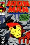 Iron Man #267 comic books - cover scans photos Iron Man #267 comic books - covers, picture gallery