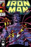Iron Man #269 comic books - cover scans photos Iron Man #269 comic books - covers, picture gallery
