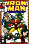 Iron Man #270 Comic Books - Covers, Scans, Photos  in Iron Man Comic Books - Covers, Scans, Gallery