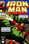 Iron Man #271 comic books - cover scans photos Iron Man #271 comic books - covers, picture gallery