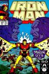 Iron Man #273 comic books - cover scans photos Iron Man #273 comic books - covers, picture gallery