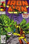 Iron Man #274 Comic Books - Covers, Scans, Photos  in Iron Man Comic Books - Covers, Scans, Gallery