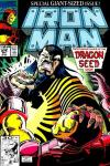 Iron Man #275 comic books - cover scans photos Iron Man #275 comic books - covers, picture gallery