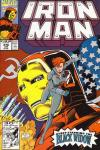 Iron Man #276 Comic Books - Covers, Scans, Photos  in Iron Man Comic Books - Covers, Scans, Gallery