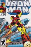 Iron Man #277 comic books - cover scans photos Iron Man #277 comic books - covers, picture gallery