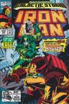 Iron Man #279 Comic Books - Covers, Scans, Photos  in Iron Man Comic Books - Covers, Scans, Gallery