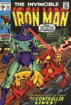 Iron Man #28 comic books - cover scans photos Iron Man #28 comic books - covers, picture gallery