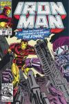 Iron Man #280 Comic Books - Covers, Scans, Photos  in Iron Man Comic Books - Covers, Scans, Gallery