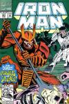 Iron Man #281 Comic Books - Covers, Scans, Photos  in Iron Man Comic Books - Covers, Scans, Gallery