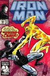 Iron Man #289 Comic Books - Covers, Scans, Photos  in Iron Man Comic Books - Covers, Scans, Gallery