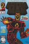 Iron Man #290 comic books - cover scans photos Iron Man #290 comic books - covers, picture gallery