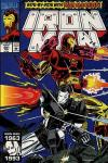 Iron Man #291 Comic Books - Covers, Scans, Photos  in Iron Man Comic Books - Covers, Scans, Gallery