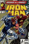 Iron Man #292 comic books - cover scans photos Iron Man #292 comic books - covers, picture gallery