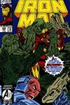 Iron Man #293 Comic Books - Covers, Scans, Photos  in Iron Man Comic Books - Covers, Scans, Gallery