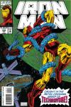 Iron Man #294 comic books - cover scans photos Iron Man #294 comic books - covers, picture gallery