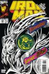 Iron Man #295 Comic Books - Covers, Scans, Photos  in Iron Man Comic Books - Covers, Scans, Gallery