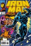 Iron Man #296 Comic Books - Covers, Scans, Photos  in Iron Man Comic Books - Covers, Scans, Gallery