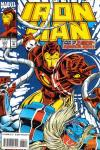 Iron Man #297 Comic Books - Covers, Scans, Photos  in Iron Man Comic Books - Covers, Scans, Gallery